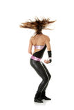 Beautiful  dancer  Stock Photography