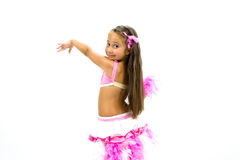 Beautiful dancer Royalty Free Stock Images