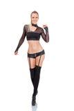 Beautiful dancer Royalty Free Stock Photos