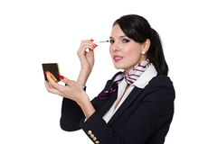 Portrait young business woman Stock Photography
