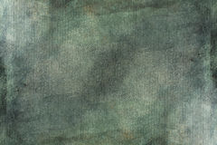 Beautiful dark old grunge texture. Abstract grunge watercolor painted background Stock Images