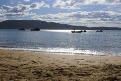 Beautiful day. Beuatiful day on the beach Stock Photography