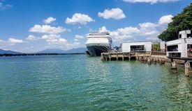 A beautiful day in Cairns Australia Stock Photos