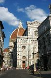 A beautiful day in Florence, The Dumo Royalty Free Stock Images