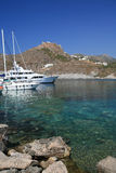 Beautiful day in Kythira, Greece Royalty Free Stock Images
