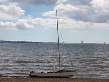 Beautiful day for sailing Royalty Free Stock Image