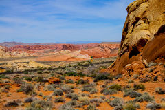 Valley of Fire Stock Photos