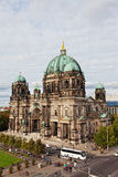 Beautiful day view of Berlin Cathedral Stock Photo