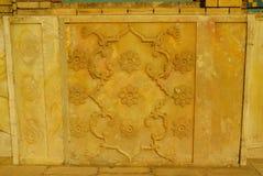 Beautiful deail of Golestan Palace,Tehran,Iran. Stock Photo
