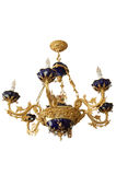 Beautiful and dear chandelier Royalty Free Stock Photography