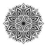 Beautiful Deco Mandala Royalty Free Stock Photo