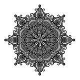 Beautiful Deco Mandala (Vector) Stock Image