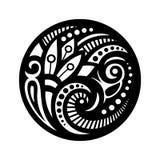Beautiful Deco Mandala (Vector) Royalty Free Stock Photography