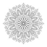Beautiful Deco Mandala (Vector) Stock Photo