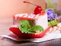 Beautiful decorated cake Stock Photos