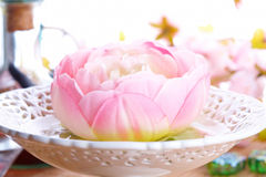 Beautiful decoration aromatherapy Royalty Free Stock Images