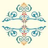 Beautiful decoration design Stock Images
