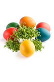 Beautiful decoration for easter Stock Image