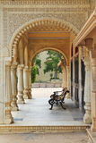 Beautiful Jaipur City Palace Stock Image