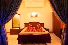 Beautiful and decorative bedroom Royalty Free Stock Photography
