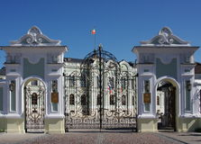 Beautiful decorative gate Royalty Free Stock Photos