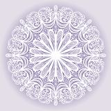 Beautiful Decorative Snowflake Royalty Free Stock Photo