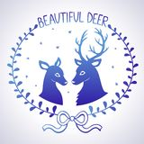 Beautiful deer Royalty Free Stock Photo