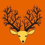 Beautiful deer Royalty Free Stock Photo