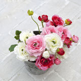 Beautiful and delicate bouquet Stock Photo
