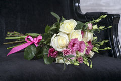 Beautiful and delicate bouquet Royalty Free Stock Photo