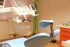 Beautiful dental clinic office Stock Photos