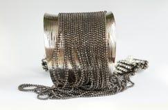 Beautiful design bracelet chain Royalty Free Stock Photos