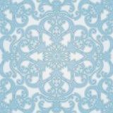 beautiful design geometric natural seamless tile 库存例证