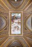 Beautiful designed interior of vatican Museum Royalty Free Stock Image