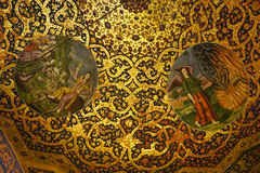 Free Beautiful Detail Of Vank Cathedral In Isfahan,Iran. Stock Photo - 63036840