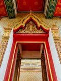 Beautiful detail at Wat Ratchabopit Stock Photos