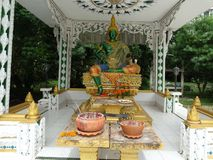 Details of fine arts at Buddhist temple. A beautiful details of fine arts at Buddhist temple royalty free stock image