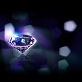 Beautiful diamond Stock Images