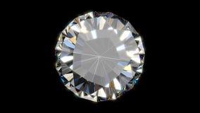 Beautiful Diamond stock footage
