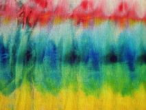 Colorful fabric surface texture Royalty Free Stock Photo