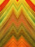 Colorful painted abstract  can use as background Royalty Free Stock Photography
