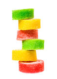 Beautiful different sweets Royalty Free Stock Image