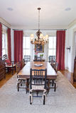 Beautiful dining room Royalty Free Stock Image