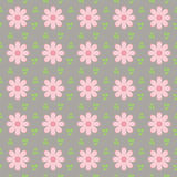 Beautiful ditsy floral background Stock Photo