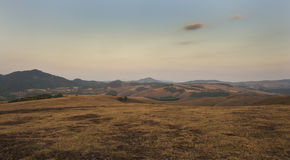 Beautiful Divcibare Landscape Stock Image