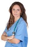 Beautiful doctor woman Royalty Free Stock Photo