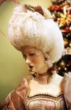 Beautiful Doll Stock Image