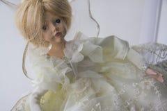 Beautiful doll Stock Photo