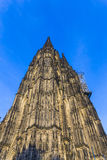 Beautiful dome in cologne Royalty Free Stock Photo