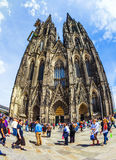 Beautiful dome in cologne Stock Photography